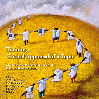 Training Critical Appraisal of a Topic isbn 9789077201534